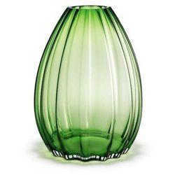 Holmegaard Wazon 2lips 45 cm zielony