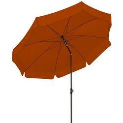 Parasol ogrodowy DOPPLER Sunline pomarańczowy 411539831, towar z kategorii: Parasole ogrodowe