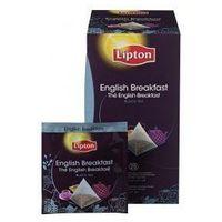 Lipton Herbata  english breakfast (kompozycja czarnych herbat) 25 szt. koperty- piramidki (8718114895871)