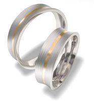 Obrączki ślubne z stali nierdzewnej 7087 (Obrączki ślubne 7087)
