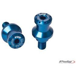 Uchwyty PUIG do podnośników do BMW / Ducati / Honda / Suzuki (niebieskie)