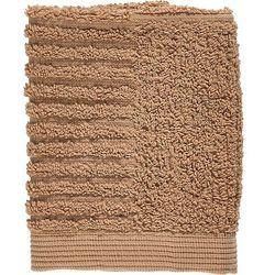 Ręcznik do twarzy Classic 30 x 30 cm bursztynowy
