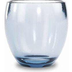 Kubek łazienkowy droplet niebieski
