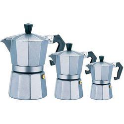 kawiarka na 3 filiżanki espresso mr-1666-300 marki Rainbow