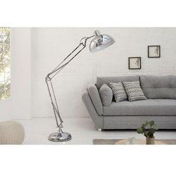 Interior Lampa podłogowa offices cooper srebrna