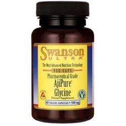 Swanson AjiPure Glicyna 60 kaps. - sprawdź w wybranym sklepie
