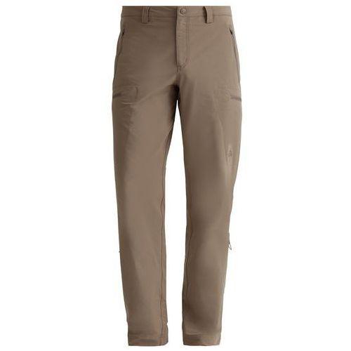 The North Face EXPLORATION Spodnie materiałowe weimaraner brown ze sklepu Zalando.pl