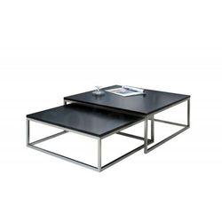 Zestaw stolików NEW FUSION czarne