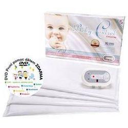 Monitor oddechu Baby Control Digital BC-230i dla bliźniaków Biała z kategorii Monitory oddechu