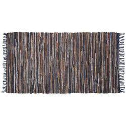 dywan patchworkowy skórzany ibb0054 marki Storebror