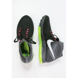Nike Performance ZOOM ALL OUT FLYKNIT Tenisówki i Trampki wysokie black/white/cool grey (0886061863545)