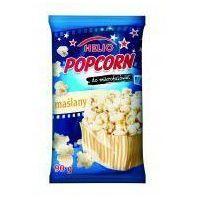 Popcorn do mikrofalówki maślany 90g Helio