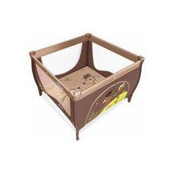 Kojec dziecięcy play  (beżowy) wyprodukowany przez Baby design