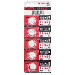 5 x bateria litowa  cr1620 od producenta Maxell