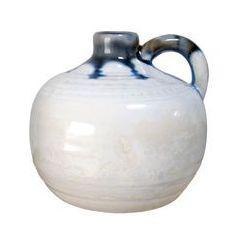 HK Living Ceramiczny malowany wazon średni CER0037, CER0037