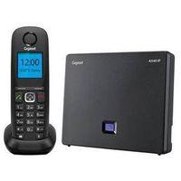 Telefon domowy  a540 ip czarny marki Siemens