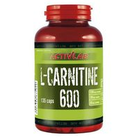 Activlab  l-carnitine 600 135caps (5907368835020)