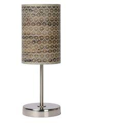 Lucide Moda - lampa stojąca brązowy wys.37cm