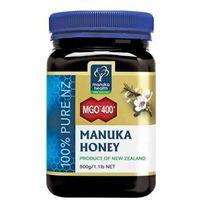 Miód manuka 400+ 500g marki Manuka health