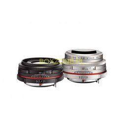 Obiektyw HD PENTAX-DA 21mm F3.2 AL Limited z kategorii Obiektywy fotograficzne