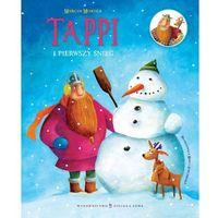 Tappi i pierwszy śnieg., oprawa twarda
