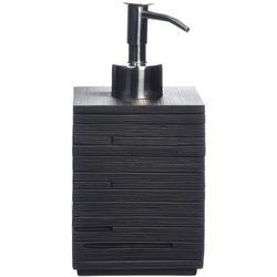 Dozownik do mydła SLATE, czarny, ZELLER, B0037WX4YC