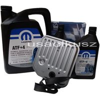 Olej  atf+4 6,89l oraz filtr skrzyni biegów dodge dakota -2003 marki Mopar