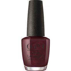 nail lacquer black to reality lakier do paznokci (hrk12) marki Opi