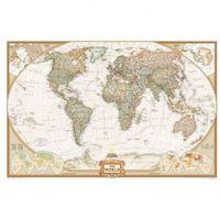 Świat - mapa polityczna Executive