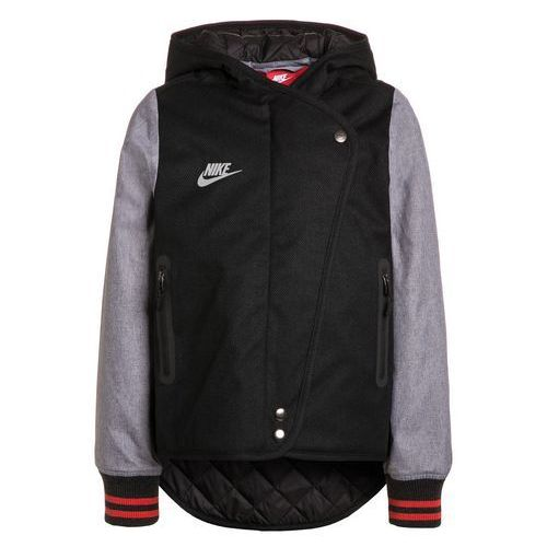 Nike Performance Kurtka przejściowa black/black heather/light crimson - oferta [05f4d7a61f73c62b]