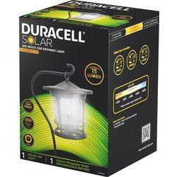 Lampa ogrodowa DURACELL Lampa solarna DURACELL GL044CBDU LED