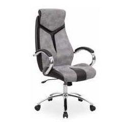 Fotel q-165 czarno-szary - zadzwoń i złap rabat do -10%! telefon: 601-892-200 marki Signal meble
