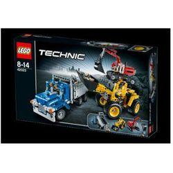 Technic Maszyny Budowlane 42023, Lego