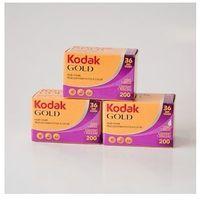 Kodak Gold 200/36 negatyw kolorowy typ 135
