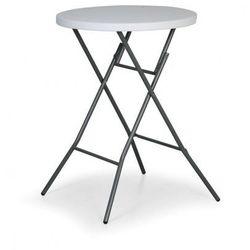 B2b partner Okrągły stół cateringowy, średnica 800 mm, wysokość 1100 mm