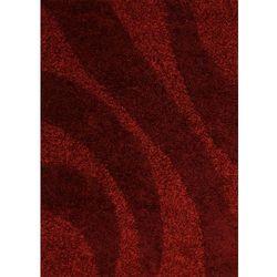 Dywanstyl.pl Dywan super shaggy wave czerwony 080x150 prostokąt