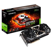 Gigabyte GeForce GTX 1070 Xtreme Gaming Premium Pack