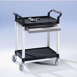 Wózek uniwersalny z szufladami,dł. x szer. x wys. 850 x 480 x 950 mm, 1 szuflada marki Unbekannt