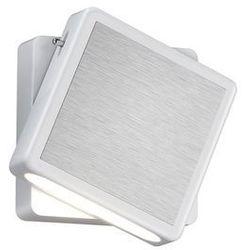 Biała lampka nocna LED Fox, 25701
