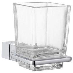 Uchwyt ze szklanką / szkło bezbarwne Alano 24.07.00 Frescor