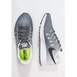Nike Performance AIR ZOOM PEGASUS 33 Obuwie do biegania treningowe dark grey/black/white (buty do biegania)