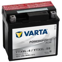 Varta Akumulator motocyklowy  ytx5l-bs 4ah 80a