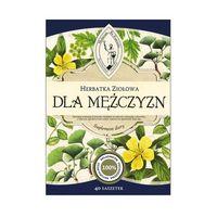 Herbatka ziołowa dla mężczyzn suplement diety darmowa dostawa od 65 zł marki Herbarium św. franciszka