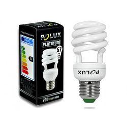 Świetlówka energooszczędna POLUX Platinum 12W E27 2700K - produkt dostępny w LUKE HOME DESIGN Architekci Światła