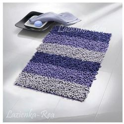 Dywanik łazienkowy Stripe BLUE Oficjalny sklep REA - 5% rabatu, wysyłka gratis powyżej 1850 zł