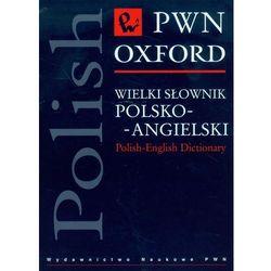 Wielki słownik polsko-angielski PWN Oxford z płytą CD (kategoria: Encyklopedie i słowniki)