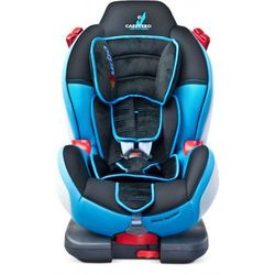 Caretero fotelik Sport Turbo Fix 9-25 kg + ISOFIX Navy