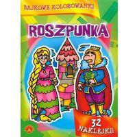 Bajkowe kolorowanki Roszpunka - Praca zbiorowa - Zaufało nam kilkaset tysięcy klientów, wybierz profesjonal