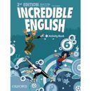 Incredible English 6 SP Ćwiczenia 2E. Język angielski (2013)