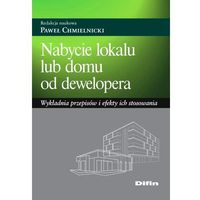 Nabycie lokalu lub domu od dewelopera - Dostępne od: 2014-10-20 (386 str.)